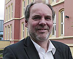 Juss-professor Asbjørn Strandbakken. Arkivfoto: Dag Hellesund