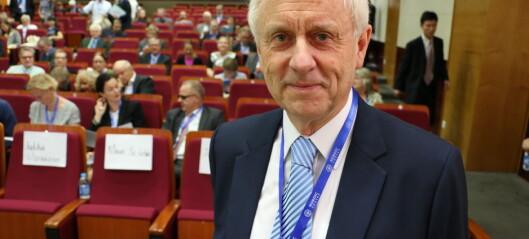 Norsk æresprofessor: Bekymret for Kinas tilstramming på universitetene