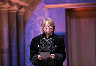 Berit Kjeldstad søker ikke prorektorjobben på NTNU