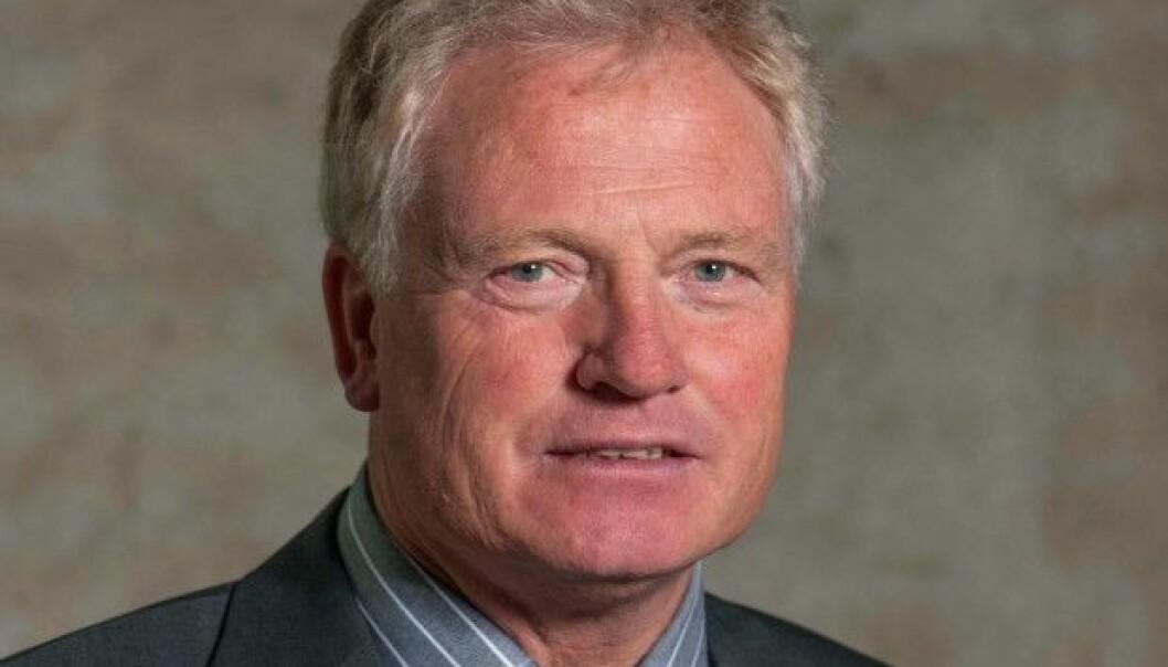 Johan Hustad, direktør NTNU Energi.