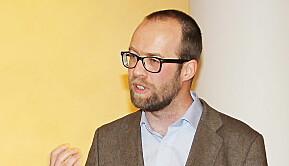 Filosofiprofessor, Espen Gamlund
