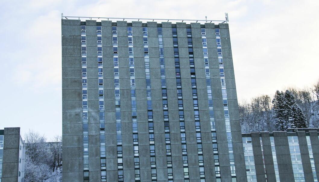 Barnehagen der det er påvist smitte er knytt til studentbyen på Fantoft i Bergen.