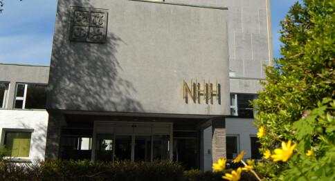 NHH tek ikkje imot innreisande utvekslingsstudentar
