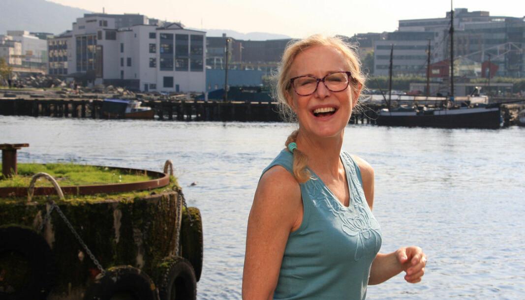 — Ledelsen ved Universitetet i Bergen må bevise at hjemmekontor er et effektivt klimatiltak. Jeg tror permanente hjemmekontorløsninger handler om å spare penger på bygningsmassen, sier professor Karin Pittman..