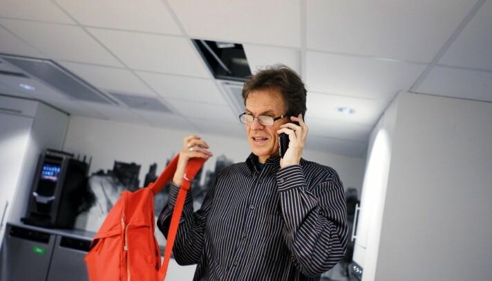 Einar Braathen, forsker ved NIBR og ansattrepresentant i OsloMet-styret har søkt rektorstillingen ved OsloMet.
