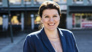 Akademikernes leder, Kari Sollien.