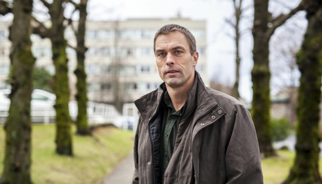 Direktør Tore Furevik jobber for å sikre at finanseringen av Bjerknessenteret fortsetter.