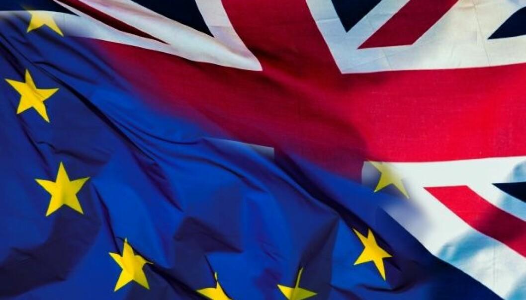 Dagens valg er det tredje på fire år der brexit står i sentrum. Foto: Colourbox