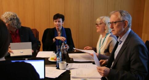 Følg styremøtet ved Høgskulen på Vestlandet