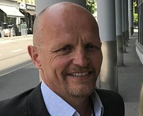 Gunnar Yttri sit i styret ved HVL. Han har doktorgrad i historie, og vert nemnd som ein mogleg rektorkandidat.