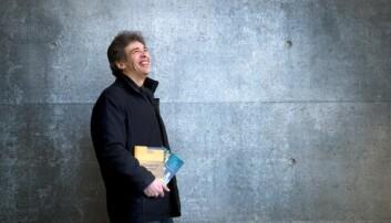 Terje Aven er professor i risikoanalyse og risikostyring ved Universitetet i Stavanger. Foto: Elisabeth Tønnessen, UiS