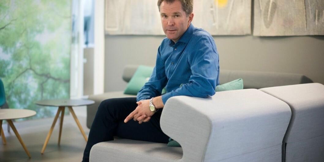 Direktør i Forskingsrådet, John-Arne Røttingen. Foto: Ketil Blom Haugstulen