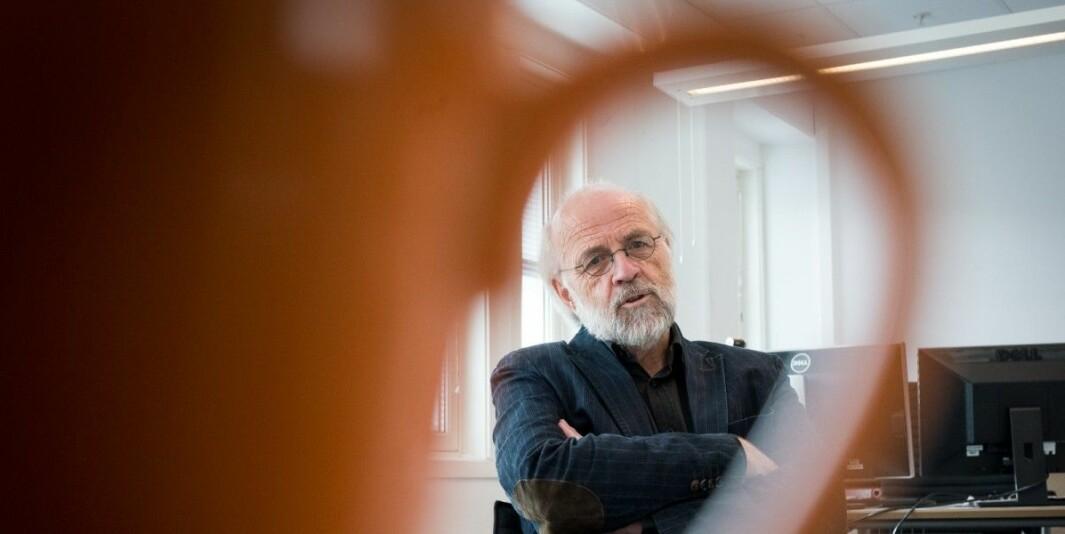 — Det er jo ikke helt sikkert at det er hensiktssvarende å fortsette å gjøre ting framover akkurat slik som vi har gjort det før, sier rektor Petter Aasen ved Universitetet i Sørøst-Norge når det gjelder styringen av landets høyere utdanningsinstitusjoner.