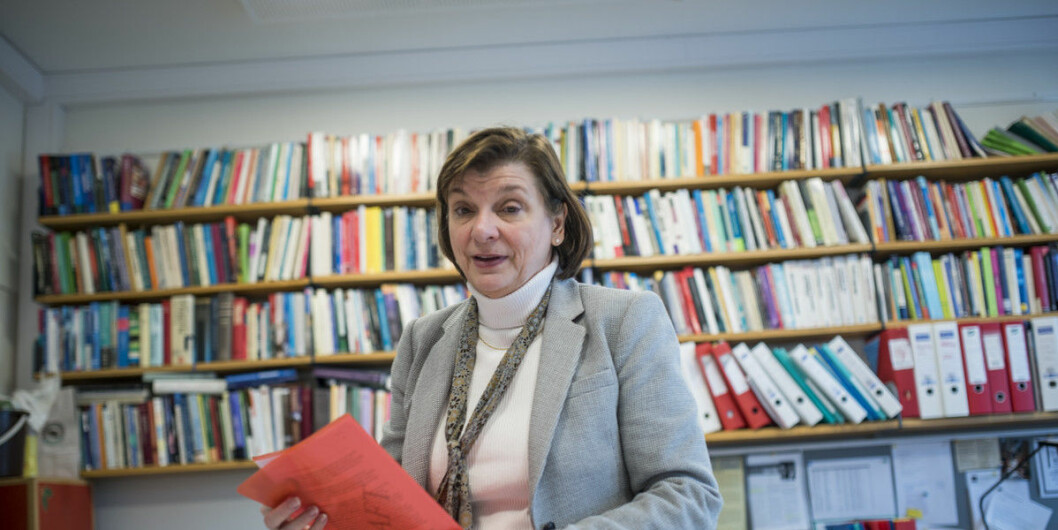 """Elizabeth Lanza er leder av MultiLing, et Senter for fremragende forskning (<span class=""""caps"""">SFF</span>) ved UiO. Hun er også en av 41 ledere av eksisterende og tidligere SFF-er som står bak dette innlegget."""