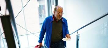 Professor Jens Petter Berg er død