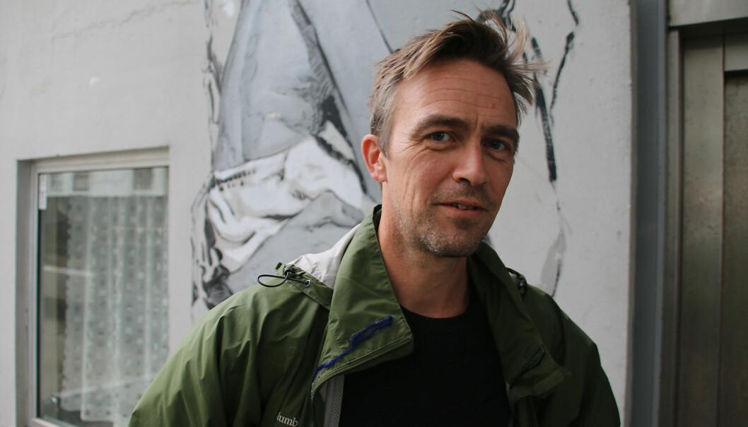 Jørgen Melve har to hattar; hovudtillitsvalt i NTL og universitetsstyremedlem. Han representerer der dei teknisk-adminsitrativt tilsette. Arkivfoto: Dag Hellesund