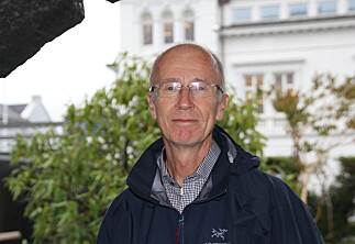 Professor Gjert Kristoffersen