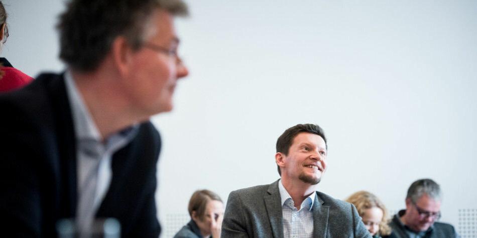 Nokut-direktør Terje Mørland. Foto: Skjalg Bøhmer Vold