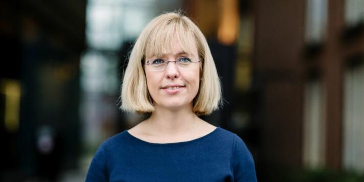 — Undervisning på norsk vil dermed være formålstjenlig for at studenter med norsk som morsmål skal få størst mulig læringsutbytte, sier direktør i Språkrådet Åse Wetås