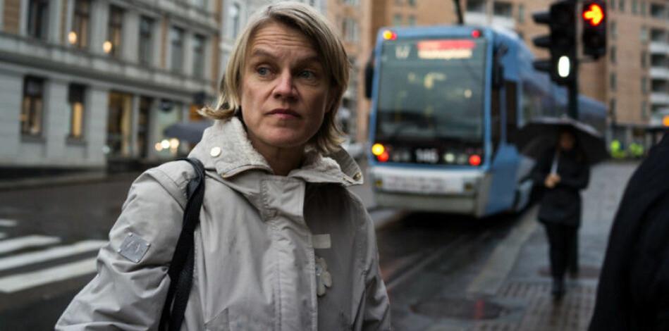 Utdanningskomitémedlem på Stortinget, Nina Sandberg (Ap). Foto: David Engmo