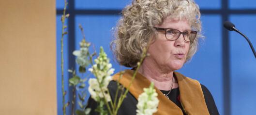 UiB tar selvkritikk for håndtering av tyskervits-sak