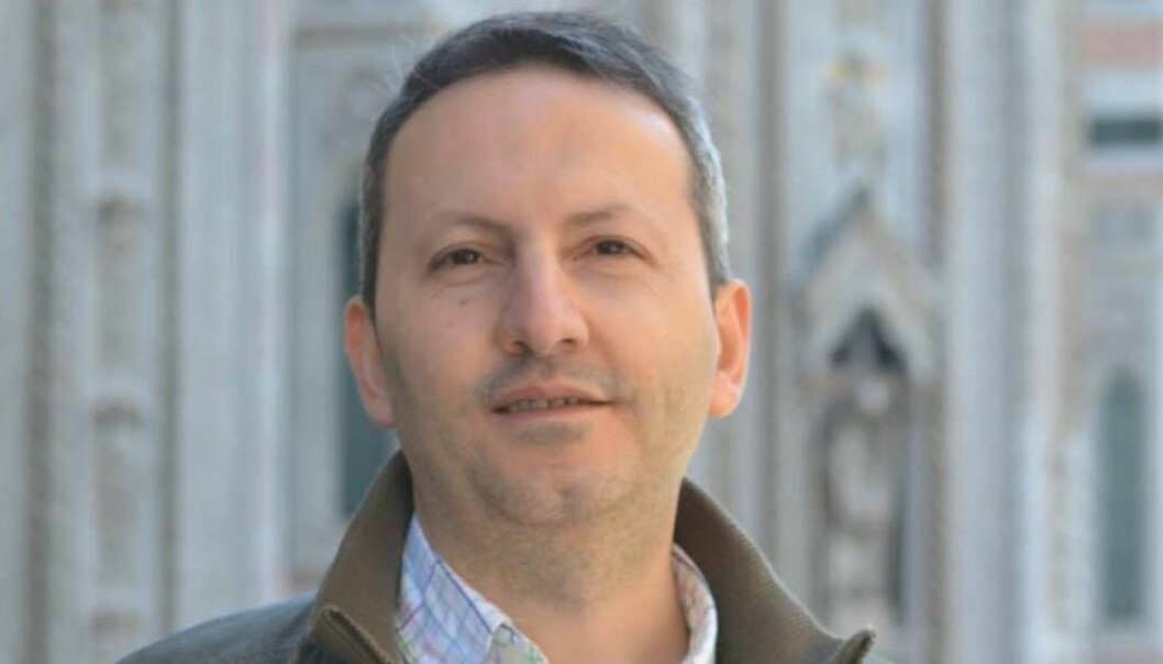 Ahmadreza Djalali ble pågrepet under et besøk i hjemlandet i april 2016.