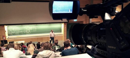 Den doble digitaliseringen:Fag og undervisning i endring