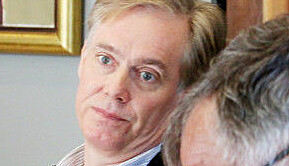 Bjørn Østbø er styreleder i VIS. Foto: Njord V. Svendsen
