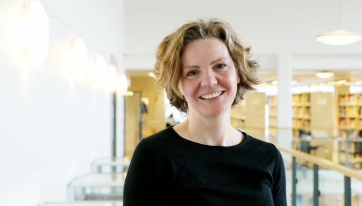Professor Jill Walker Rettberg stilte til val då Kuvvet Atakan tapte mot Dag Rune Olsen i 2013. Men ho ønskjer ikkje å stilla til val no.