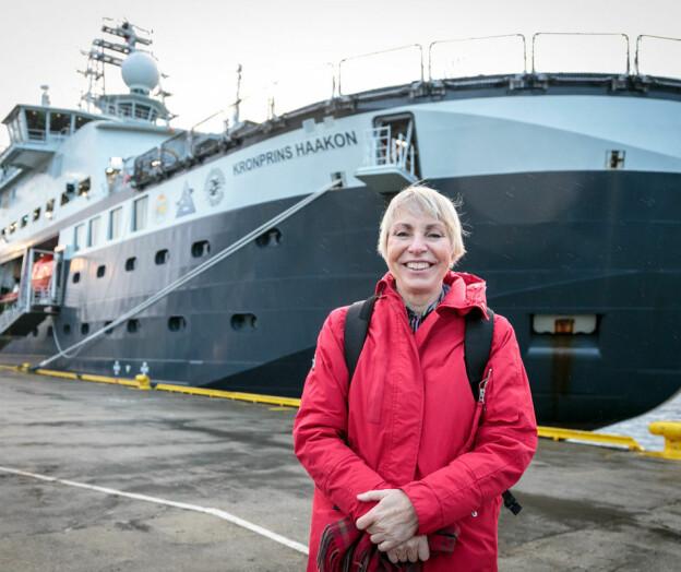 Lyser ut toppsjef-jobben på Havforskningsinstituttet