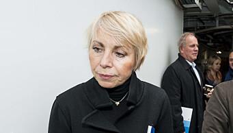 Havforskningsdirektør Sisse Rogne.