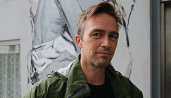 Jørgen Melve, UiB.
