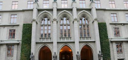 Professor emeritus dømt for bedrageri