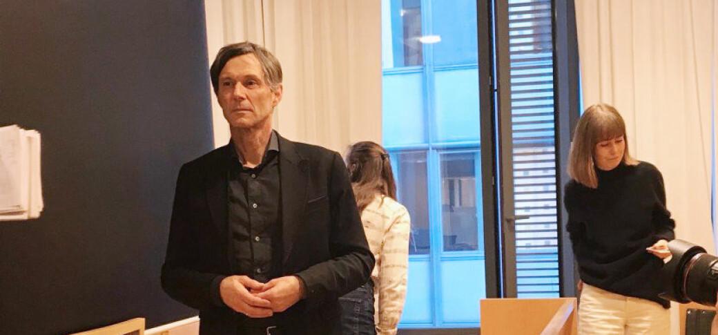 Dekan Odd Magne Bakke ved Universitetet i Stavanger har konkludert i saken der oljesektoren har klaget på historieforskning rundt Alexander Kielland-ulykken. Her i en rettssak i 2017.