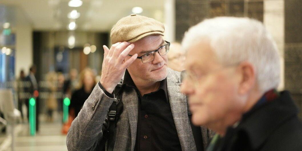 Nils Rune Langeland som i fjor fekk avskil frå stillinga si som historieprofessor ved Universitetet i Stavanger, er blant søkarane til direktørstillinga ved Kulturhistorisk museum. Foto: Ketil Blom Haugstulen