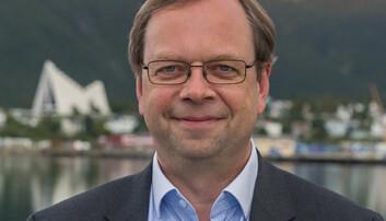 Kenneth Ruud, nåværende prorektor ved UiT er ikke interessert i rektorjobben ved OsloMet. Foto: UiT
