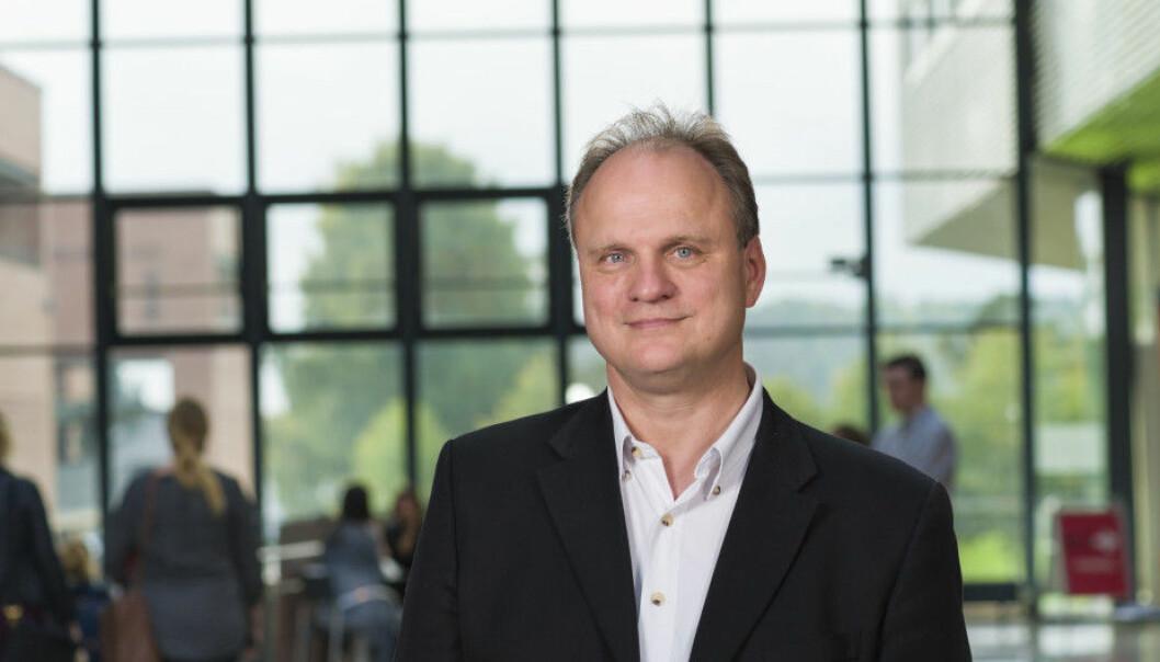 Frank Reichert, tidligere rektor ved Universitetet i Agder, er initiativtaker til nasjonal kartlegging av seksuell trakassering i akademia. Foto: Kjell Inge Søreide
