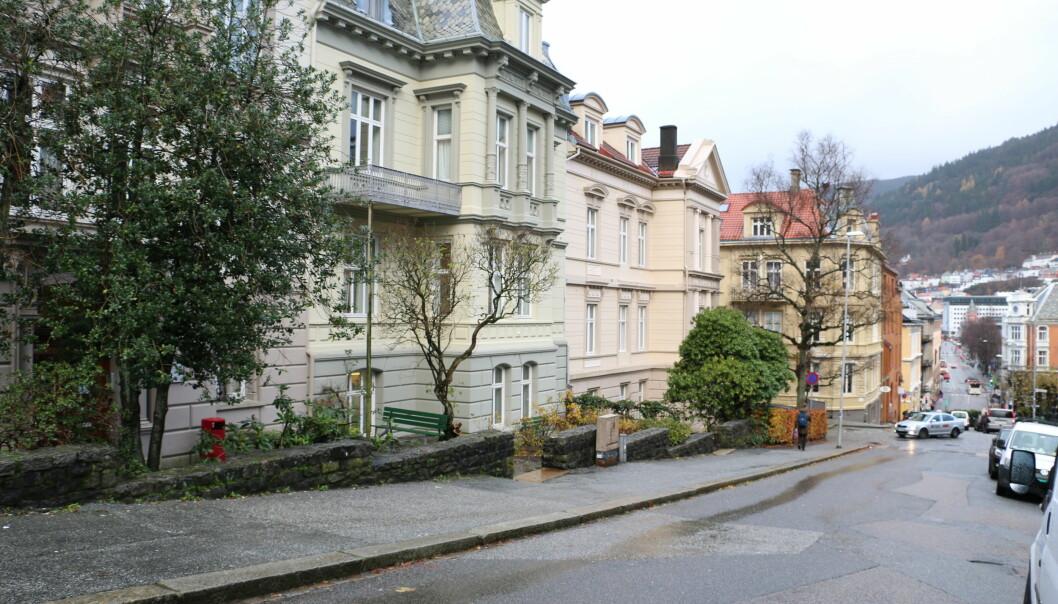 Institutt for samanliknade politikk, (Sampol) at The University of Bergen.