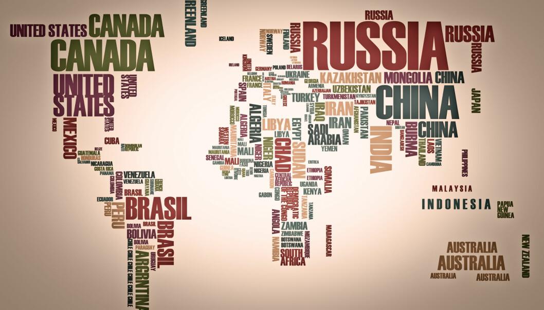 Først siktet studentene seg inn mot nye land, så utsatte de planene om studier utenlands.
