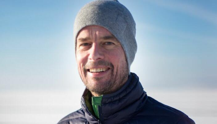 Tor Eldevik er professor og instituttleder ved Geofysisk institutt, og forsker ved Bjerknessenteret.