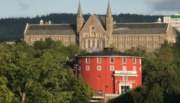 NTNU i Trondheim. Foto: Mentz Indergaard/NTNU Info