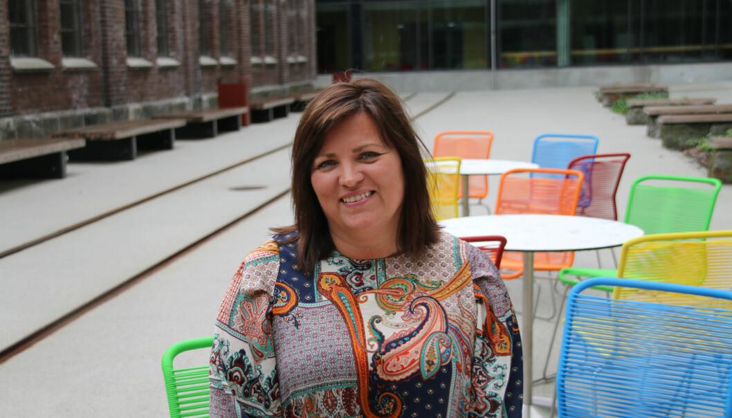 HR-direktør Sonja Dyrkorn ved UiB sier utvalgets anbefaling nå skal drøftes. Om det blir to dager ukentlig som blir regelen for UiB vet hun ikke. Men vi er fornøyd med at utvalget har kommet med et forslag til rettesnor, sier Sonja Dyrkorn.