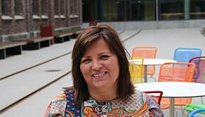 HR-direktør Sonja Dyrkorn ved UiB