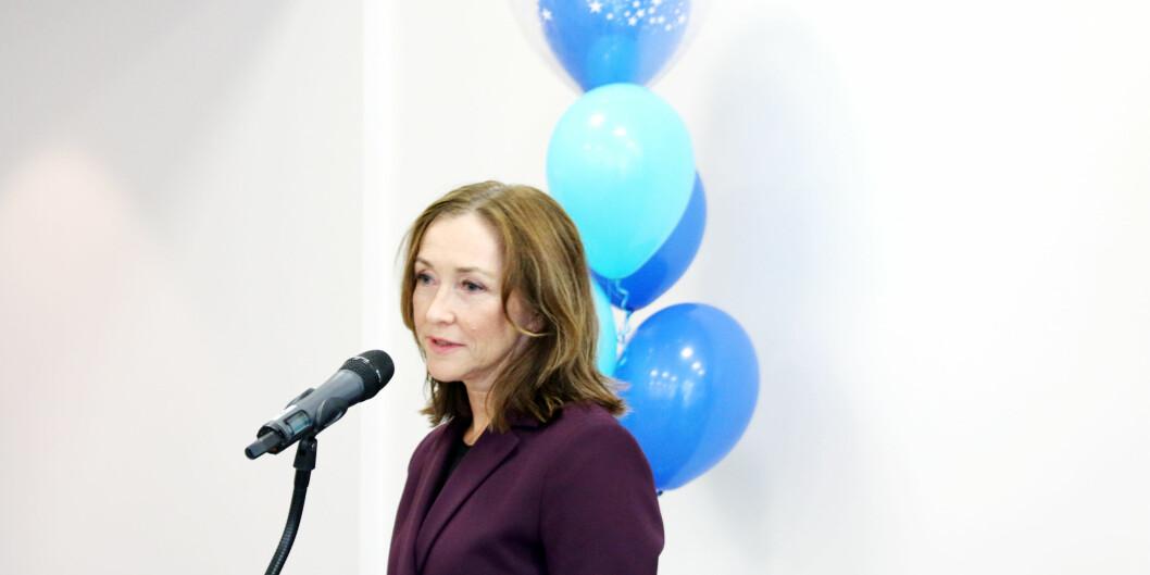 Administrerende direktør Elisabeth Maråk Støle i Norce.
