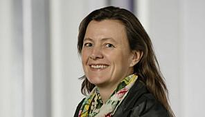Ny statssekretær Kari Olrud Moen.