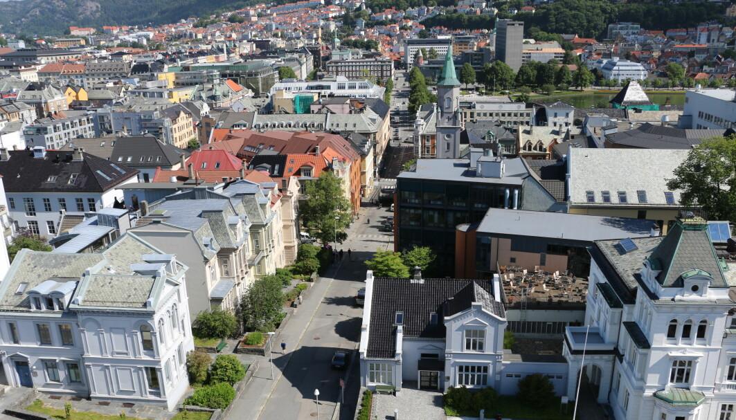 Universitetet i Bergen, Bergen kommune og Folkehelseinstituttet samarbeider med en undersøkelse blant bergenserne om hvordan korona har påvirket innbyggerne.