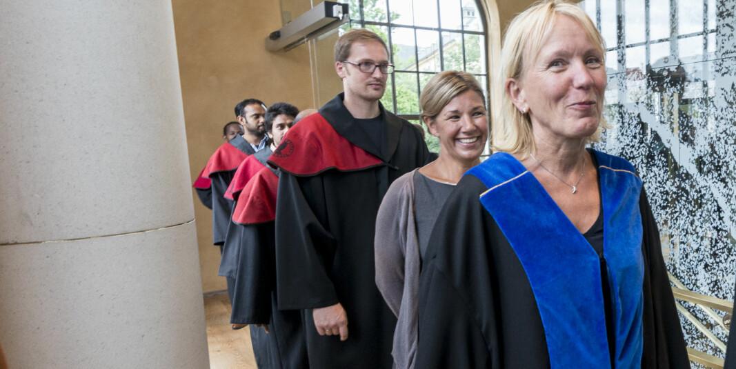 Postdoktorene skal få tilbud om å undervise så langt det lar seg gjøre, og vi legger til rette for at de skal få pedagogikk-kurs. Om vi er gode nok? Det vet jeg ikke, men vi jobber ihvertfall med dette, sier prorektor ved Universitetet i Bergen, Margareth Hagen.