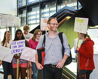 Kilder til Khrono: Professor blir statssekretær