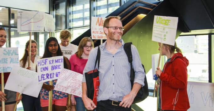 Professor Hoel: Nå bør alarmen ved Høgskulen på Vestlandet gå