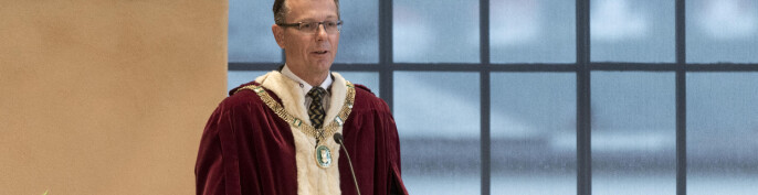 Olsen vil ha tilsett rektor viss ikkje fleire stiller som rektorkandidat